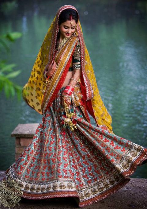 pakaian pengantin india muslim