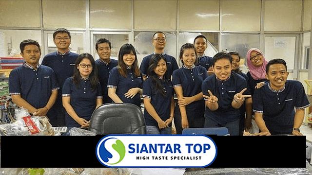 Lowongan Kerja Surveyor PT Siantar Top Tbk Area Penempatan Tangerang