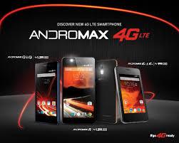 Andromax 4G LTE Smartphone Sejuta Umat