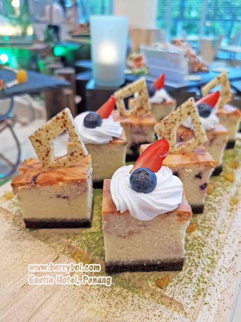 Salmon Buffet Penang Buffet Eastin Hotel Penang Penang Malaysia Blogger Influencer Penang Food