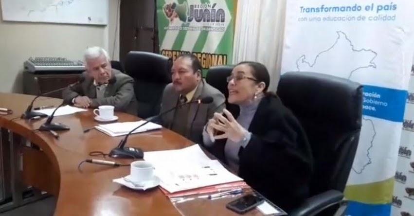 La Educación de calidad avanza a pasos firmes en el Perú, sostuvo la Presidenta del SINEACE, Carolina Barrios Valdivia - www.sineace.gob.pe