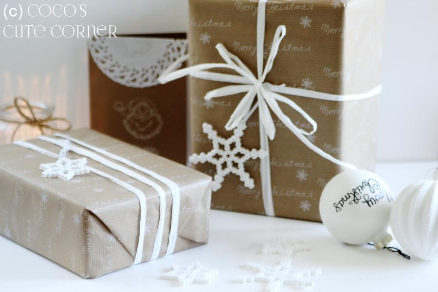 Cocos Cute Corner Weihnachtsgeschenke Verpackung 2015