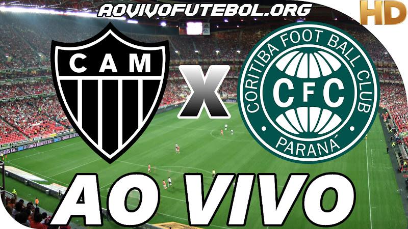 Assistir Atlético Mineiro x Coritiba Ao Vivo