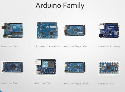 Tüm Arduino Kartları
