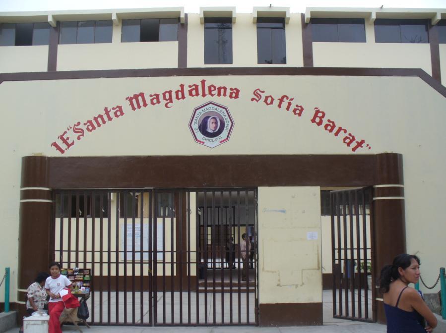 Colegio SANTA MAGDALENA SOFIA - Chiclayo