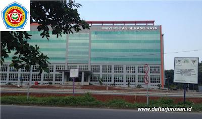 Daftar Fakultas dan Program Studi UNSERA Universitas Serang Raya