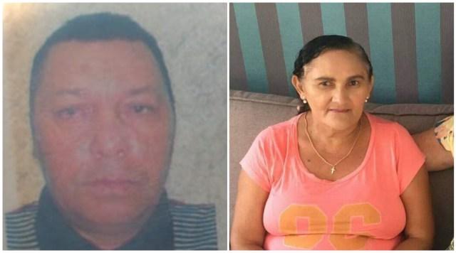 Casal da cidade de Patos morre em colisão entre moto e D20 na Serra de Teixeira