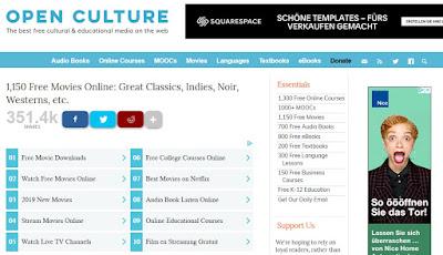 Web Open Culture