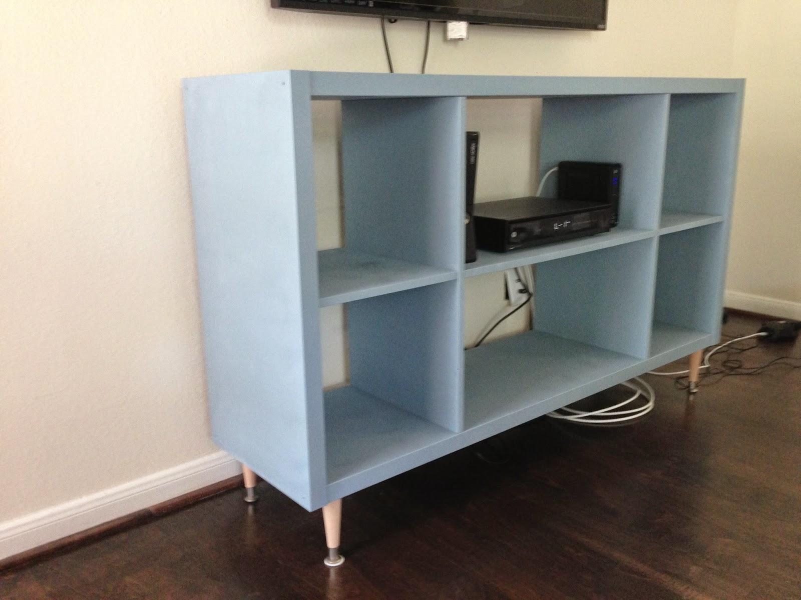 KALLAX Hack/Painting IKEA furniture