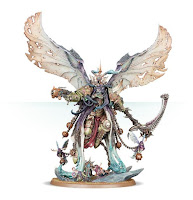 Mortarion, Daemon Primarch of Nurgle (110 €)