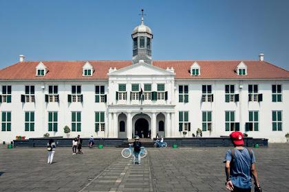 Museum Fatahillah Salah Satu Pilihan Lokasi Rekreasi