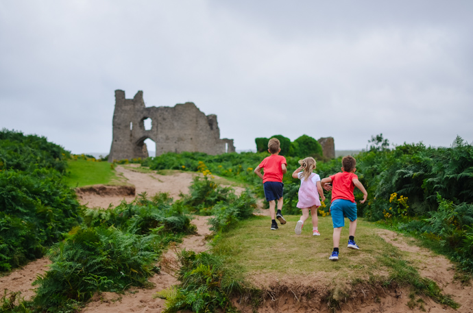 South Wales with Kids, exploring Wales, Gower Peninsula, Three Cliffs Bay