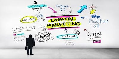 Digital Marketing – hướng phát triển mới của doanh nghiệp
