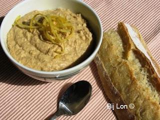 Snel hummus recept