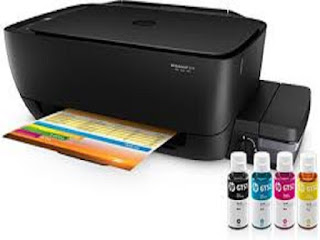 Picture HP DeskJet GT 5810 Printer Driver Download
