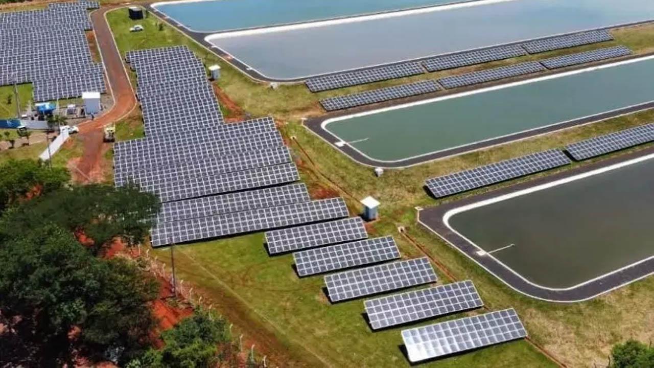 Conchas, Pederneiras, Salto de Pirapora e São Manuel receberão usinas solares da Sabesp