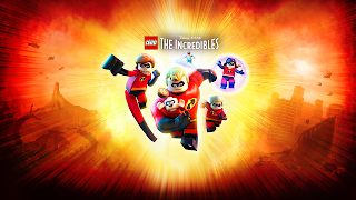 Lego The Incredibles PS3 Wallpaper