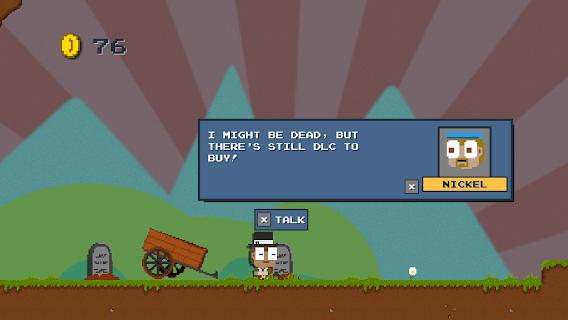 DLC Quest ScreenShot 01