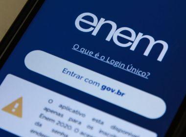 Inep anuncia provas do Enem em 9 e 16 de janeiro para novos inscritos
