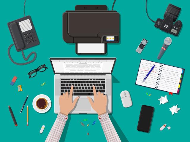 Kumpulan Tutorial Teknik Menulis Artikel di Blog yang Benar