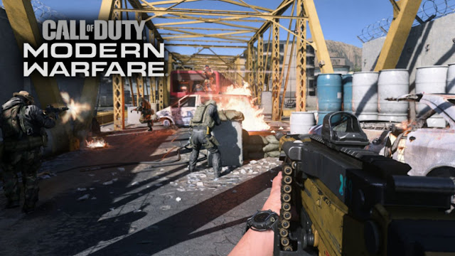 Call of Duty podría tener un Battle Royale gratuito para el 2020.