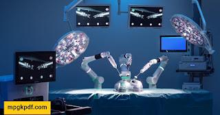 Robotics Surgery Machine