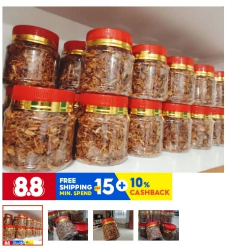 bawang goreng sedap dan murah