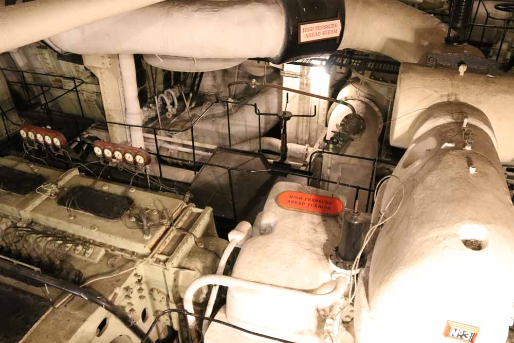 Kummitusjahdissa Queen Mary -aluksella 23