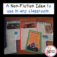Non Fiction Ideas