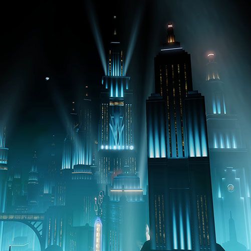 Bioshock - Rapture Wallpaper Engine