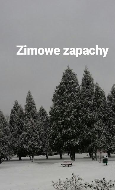 #PięknaprzedŚwiętami - Rozgrzewające zimowe zapachy.