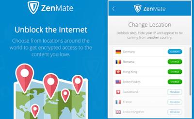 Download Zenmate