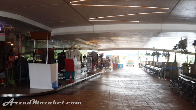 Cruise Tasik Putrajaya - Gift Shop