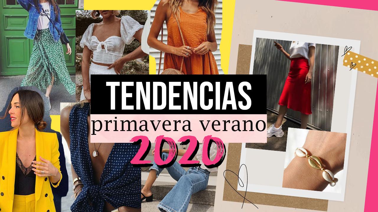 La princesa glam: TENDENCIAS PRIMAVERA VERANO 2020