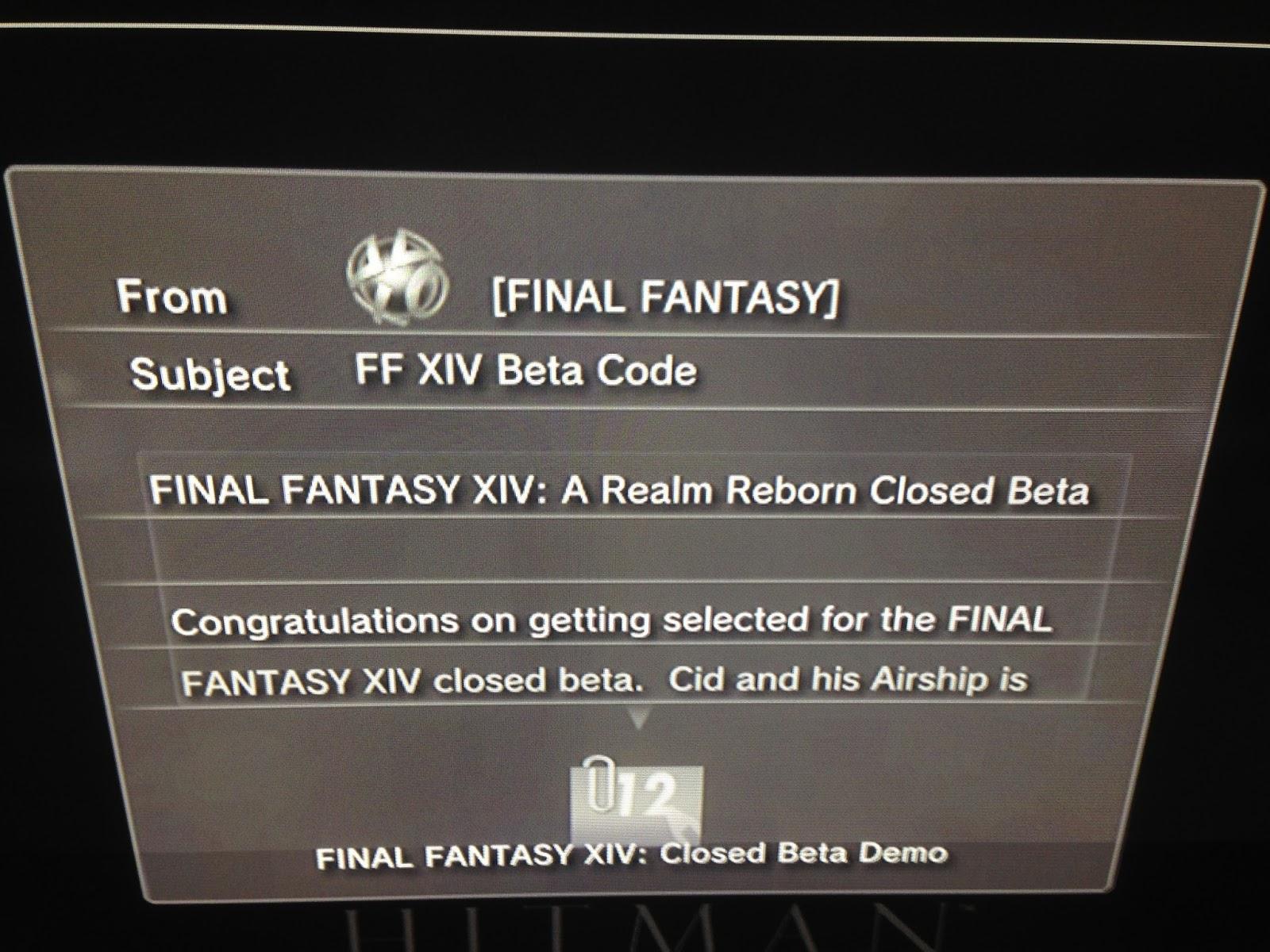 final fantasy xiv realm reborn cd key generator -pandyman com