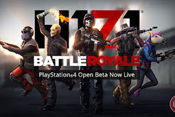 H1Z1 Battle Royale – Game strategi Perang Yang Seru