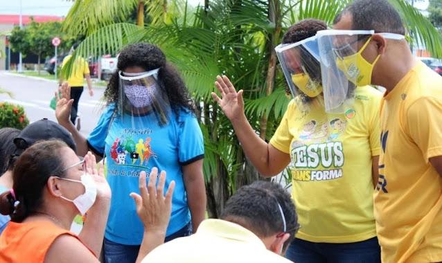 """Missionários levam ajuda e fé a hospitais do Amazonas: """"Oportunidade da Igreja servir"""""""