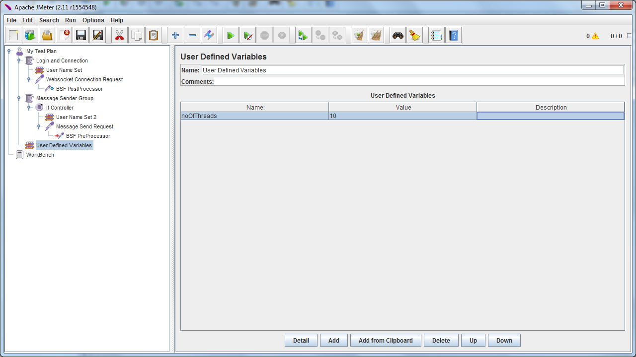 Tech Crunch: Websocket Load Testing With JMETER