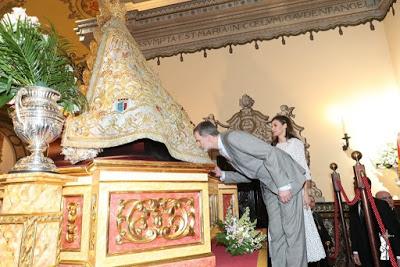 La Hermandad Matriz del Rocío envía carta al Rey mostrando su adhesión a la Monarquía Parlamentaria