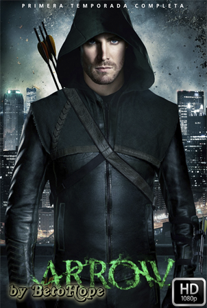 Arrow Temporada 1 [1080p] [Latino-Ingles] [MEGA]