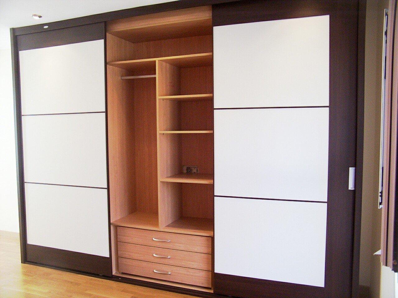 Armarios Exentos O Empotrados Disarycor Carpintero En Granada  # Muebles Vestidor Baratos