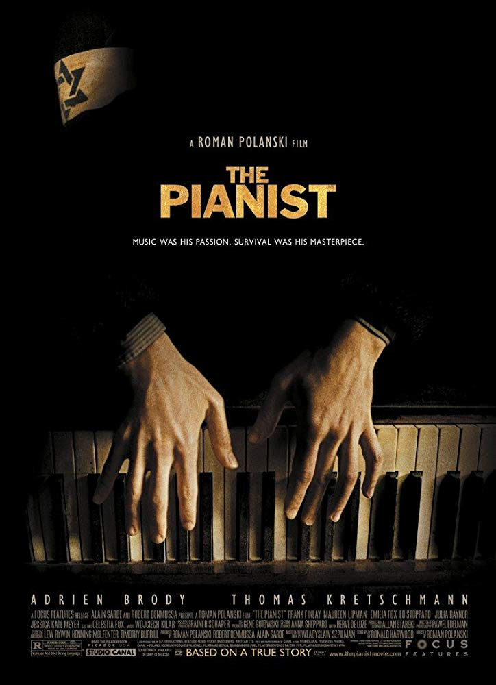 The Pianist 2002 English Movie Bluray 720p SouthFreak