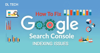 How To Fix Google Search Console Indexing Issues