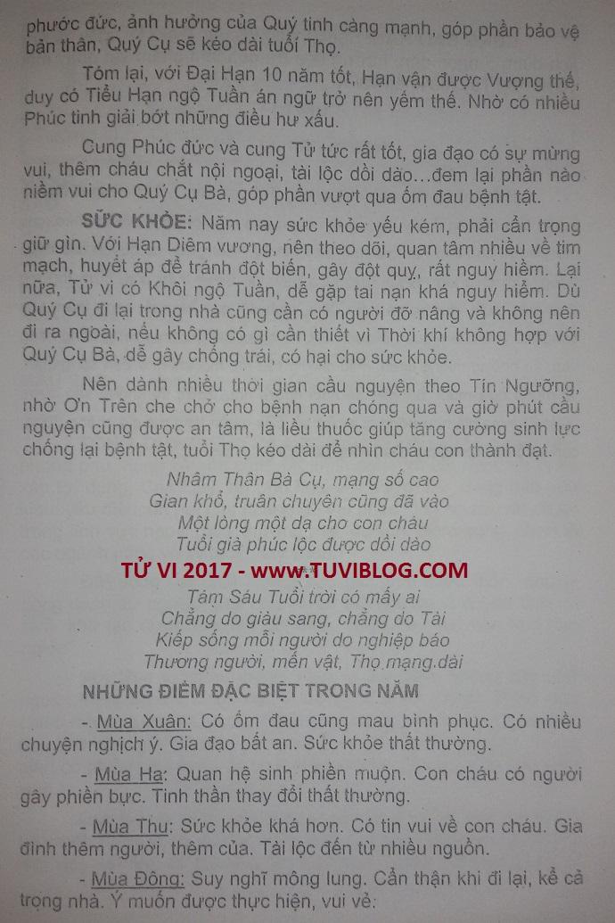 Nham Than nu mang 2017