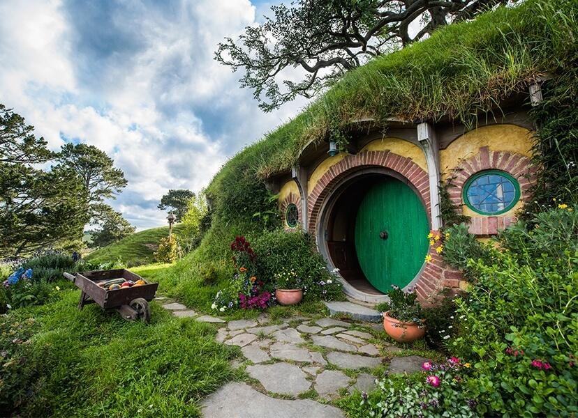 Tempat Menarik Di New Zealand