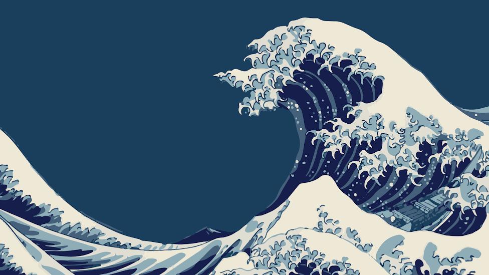 Thirty-six Views of Mount Fuji wallpaper 4k for pc desktop laptop macbook mac