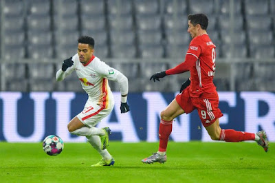 ملخص واهداف مباراة بايرن ميونخ ولايبزيج (3-3) الدوري الألماني