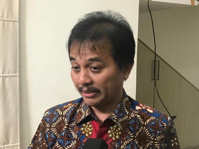 Roy Suryo: Mahasiswa akan Bergerak Jika Merasakan Ketidakadilan