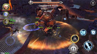 Heroes of Skyrealm APK MOD