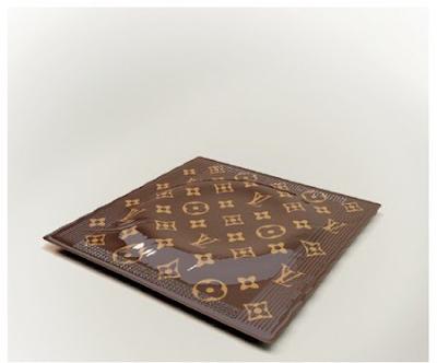 Checkout Louis Vuitton Condom That Costs N25,000 (Photos)